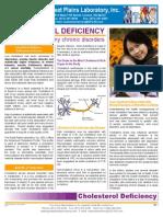 Cholesterol Deficiency in Chronic Disorders.pdf