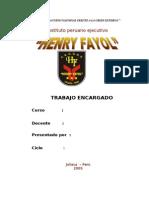 Caratula Henry Fayol