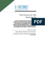 Survey Internet, 2008
