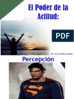 El Poder de La Actitud