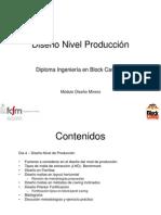 Diseño Nivel de Producción