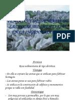 Ventajas y Desventajas de Las Rocas Sedimentarias En