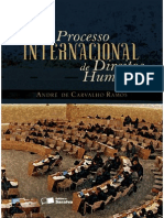 Processo Internacional de Direito Humanos