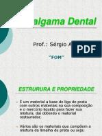 9 Aula - Amalgama Dental