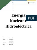 Informe Electricidad en y EH