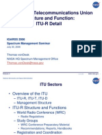 3 ITU Structure and Function