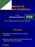 13 aula - Materiais anelásticos