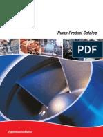 Pump Product Catalog English