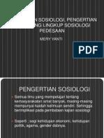 1. RUANG LINGKUP SOSIOLOGI PEDESAAN.pptx