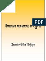Armenian monuments in Cyprus (presentation)