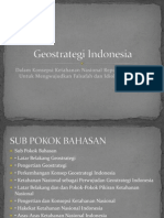 Geostrategi Indonesia POWER POINT.ppt