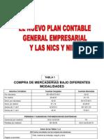 EL NUEVO PLAN CONTABLE GENERAL EMPRESARIAL Y LAS NICs Y NIFF.ppt