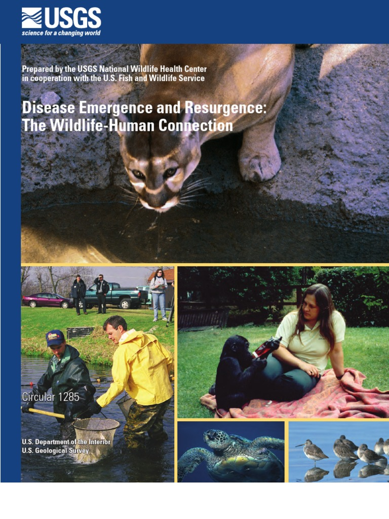 disease emergence and resurgence the wildlife human connection
