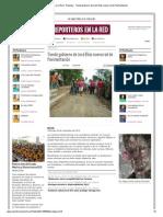 06-11-2013 'Tiende gobierno de José Elías nueva red de Pavimentación'.