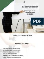 La Comunicacion 0809