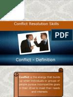 Conflict Resolution Skills.ppt