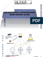 UJI AKTIFITAS AM DR BAHAN ALAM.ppt