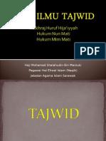 Asas Ilmu Tajwid