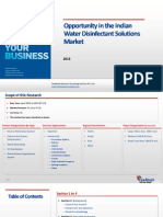 Opportunity in the Indian Water Disinfectant Solutions Market_Feedback OTS_2013.pdf