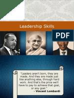 Leadership skills.ppt
