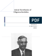 Chemical Synthesis of Oligonucleotides-Hemant.ppt