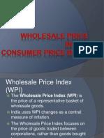 WPI & CPI