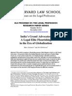 India's Grand Advocates