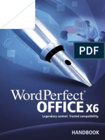 Corel WordPerfect Office X6 Handbook.pdf