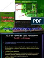 4) Reparacion de Teléfonos Celulares