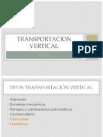 Transportacion Vertical