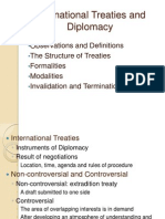 International Treaties and Diplomacy.ppt