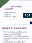 Sewage and Effluent Treatment Presentation Taster.ppt