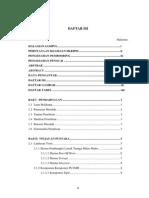 5. Daftar Isi, Gambar, Tabel