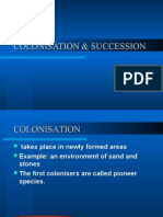 Colonisation & Succession