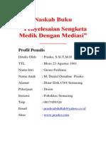 Draft Buku Penyelesaian Sengketa Medik Dengan Mediasi