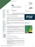 Estudio de Los Factores Del Complemento. Tuotromedico