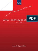 Asia Economic Monitor - July 2009