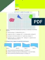 Olá Matemática, 6º ano - Ficha_de_avaliacao_1