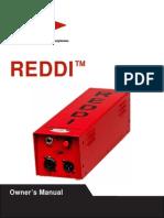 Reddi Manual