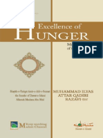 The Excellence of Hunger - Faizan E Sunnat Vol.1 , Part 2