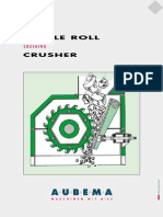 Roll Crusher 1 Single