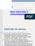 aula 2. doença e sintomatologia