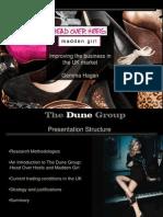 The Dune Group Internationalising Presentation
