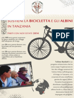 Cicloturismo in Tanzania