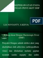 Konsep Dasar Hemoragic Fever (DHF)