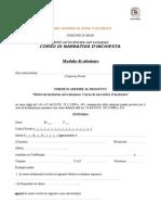 MODULO adesione Metti una inchiesta.doc