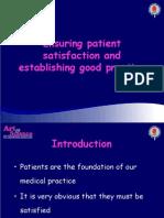 Patient Satisfaction 1