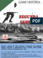 GAME HISTÓRIA_TORNEIO SEGUNDA GUERRA