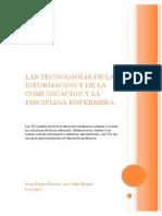 LAS TECNOLOGÍAS DE LA INFORMACIÓN Y DE LA COMUNICACIÓN Y LA DISCIPLINA ENFERMERA.docx