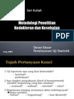 10 Dasar-dasar Pemilihan Uji Statistik.pdf